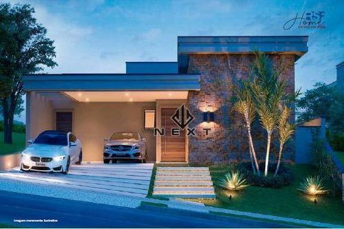 Imagem 1 de 4 de Casa Com 3 Suites À Venda, 221 M² No Residencial Itahyê Em Alphaville - Sp - Ca0598