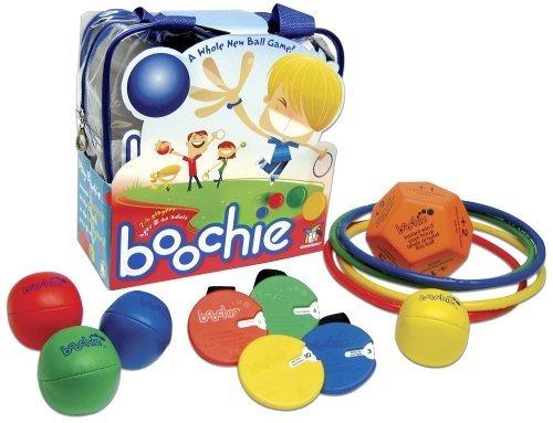 Boochie, Un Juego De Pelota Completamente Nuevo