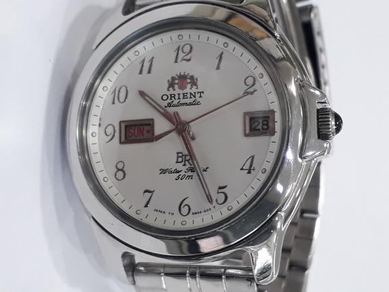 Relógio Orient Automático Br ,modelo Exclusivo , Muito Raro