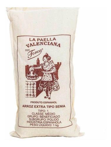 Imagem 1 de 1 de Arroz Espanhol Extra Para Paella Torca 1 Kg