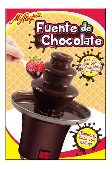 Mini Fondue De Chocolate -mi Alegría