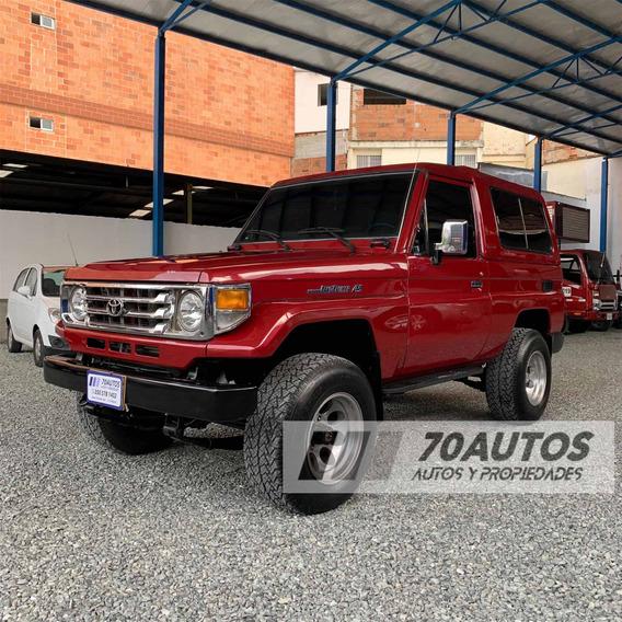 Toyota Land Cruiser 4.5 Supercargador
