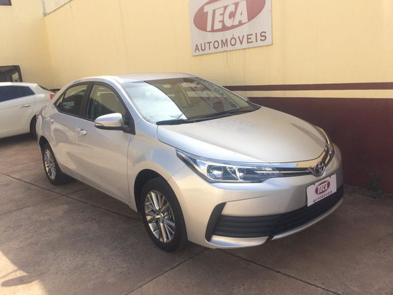 Toyota Corolla Gli Upper Flex 2018