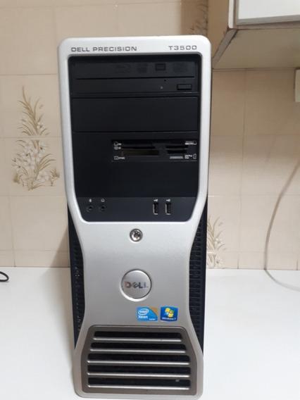 Dell Worstation T3500 - 12gb Ram - 2 Hd 250gb - Fx1700