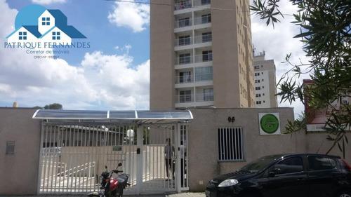 Imagem 1 de 15 de Apartamento Cidade Líder Com Piscina - 53
