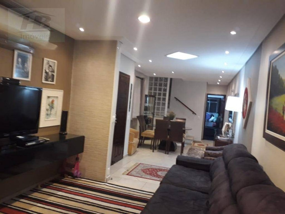 Sobrado Com 4 Dormitórios À Venda Por R$ 850.000 - Vila Yara - Osasco/sp - So0306