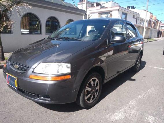 Chevrolet Aveo Family 1.5 S/a 4p