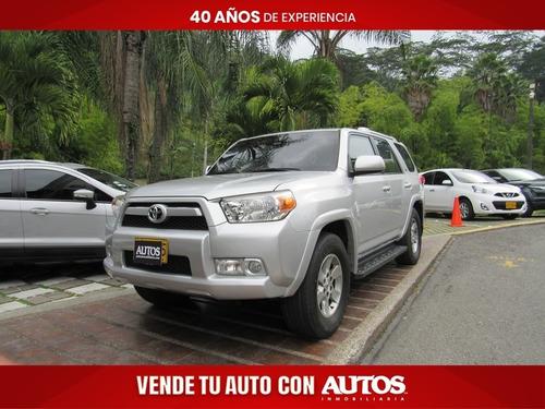 Toyota 4 Runner Sr5 Aut Sec 4x4 Blindaje 3 7 Puestos Cc4000