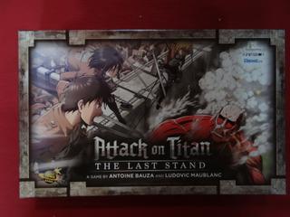 Attack On Titan - The Last Stand