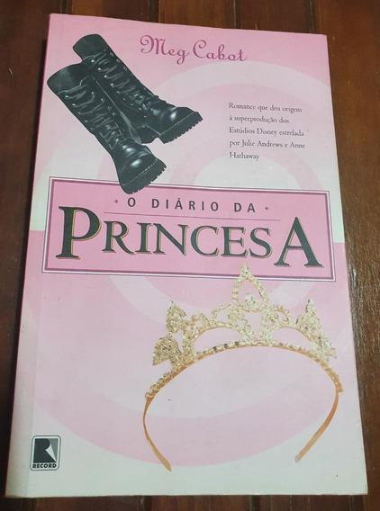 Livro O Diário Da Princesa - Meg Cabot