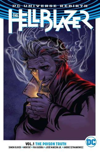 Hellblazer Tp Vol The Poison Truth (rebirth) 1 + 2