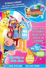 Show Infantil220+caritas Pintadas Gratis/hora Loca/filmacion