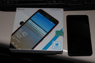 Microsoft Lumia 640 Xl Lte Negro