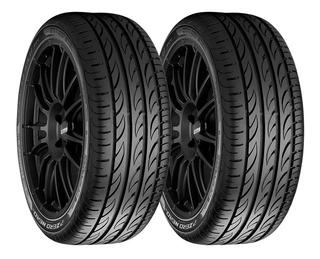 Paquete 2 Llantas 205/40 R17 Pirelli Pzero Nero 84w Msi
