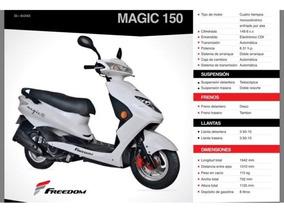 Freedom Magic 150
