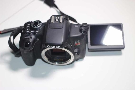 Câmera T6i Semi Nova