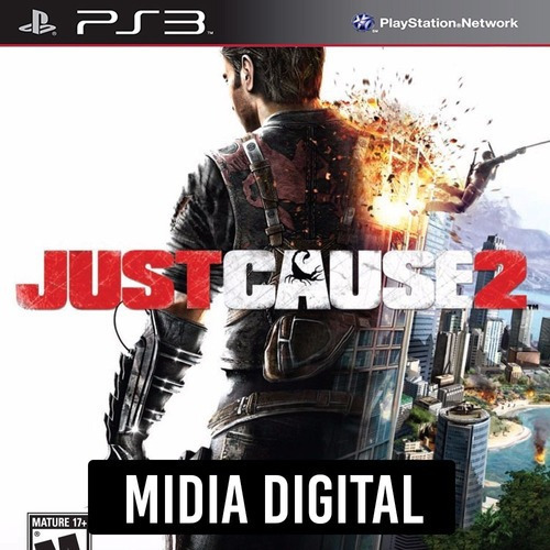 Ps3 Psn* - Just Cause 2