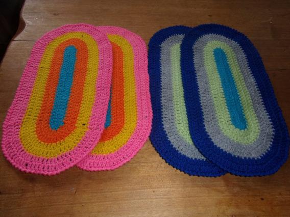 Patines Para El Piso Crochet.como Los Que Hacia La Abuela!!!