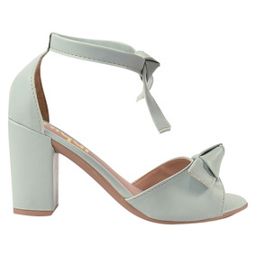 3208926a28 Sapatos Femininos Salto Alto Verde - Sapatos no Mercado Livre Brasil