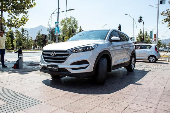 Hyundai Tucson Tl Active 2.0 2016! Fabulosa!!!