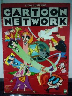 Album Figurinhas Cartoon Network Completo Abril Rjhm
