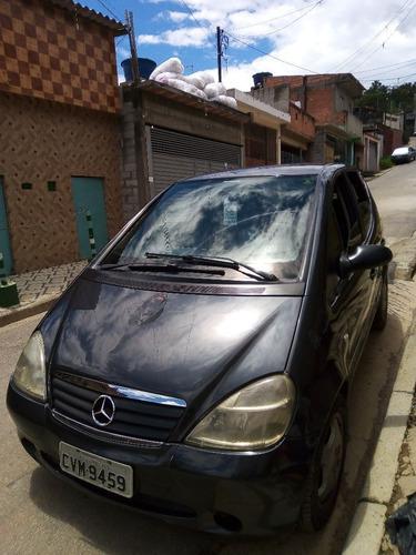 Imagem 1 de 9 de Mercedes-benz Classe A 2001 1.6 Elegance 5p