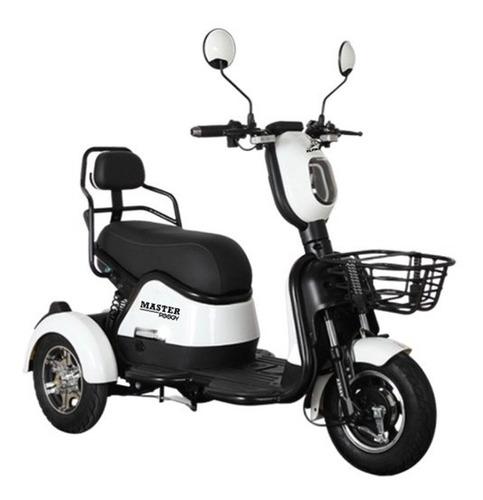 Triciclo Eléctrico Master Poogy Batería P/golf-discapacitado