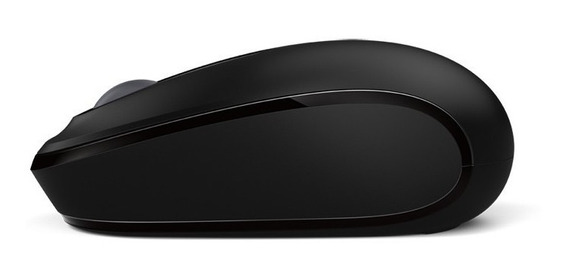 Mouse Óptico Microsoft 1850 Sem Fio Wireless Original