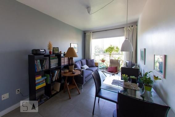 Apartamento Para Aluguel - Tristeza, 1 Quarto, 44 - 893044691