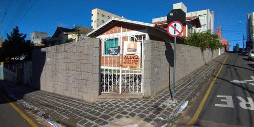 Imagem 1 de 30 de Casa Com 3 Dormitórios Para Alugar, 220 M² Por R$ 3.000,00/mês - Centro - Ponta Grossa/pr - Ca0382