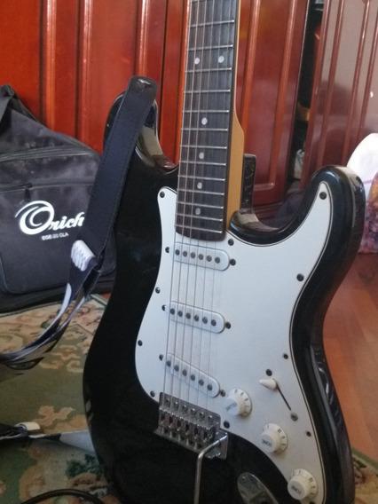 Guitarrastratocaster+estuche+palanca De Vibrato+amplificador