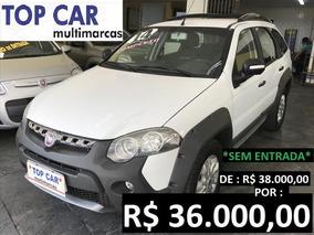 Fiat Palio Wekeend Adventure 1.8 2014 - Sem Entrada