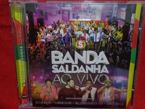 Cd Banda Saldanha - Ao Vivo