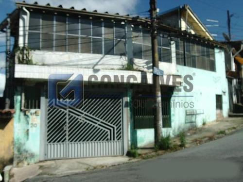 Venda Sobrado Santo Andre Jardim Guarara Ref: 95759 - 1033-1-95759