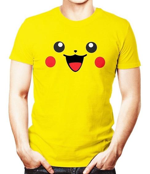 Playera Pikachu Todas Las Tallas