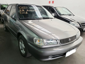 Toyota Corolla 1.8 16v Xei Aut. 4p 2002 - Verssat Automoveis