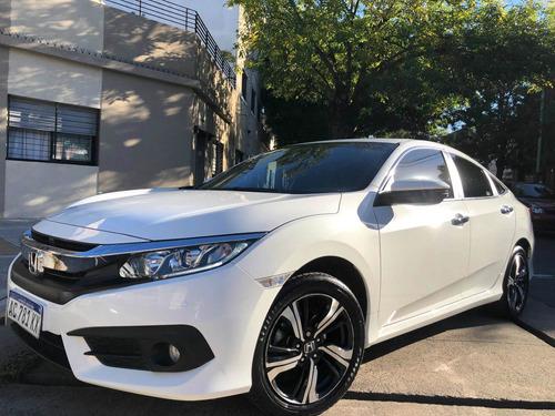 Honda Civic Exl Mod 2018 41000 Km  El Mas Full De Todos
