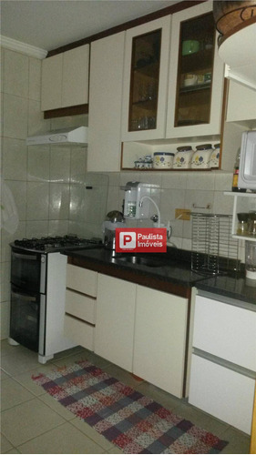 Apartamento À Venda, 70 M² Por R$ 420.000,00 - Socorro - São Paulo/sp - Ap8653