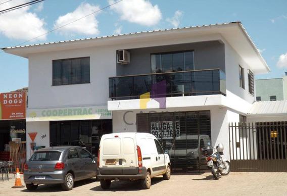 Sala Para Alugar - São Cristóvão - Cascavel/pr - Sa0174