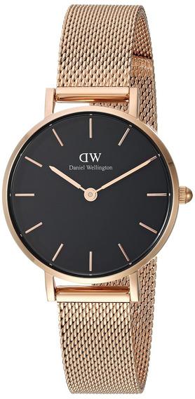 Reloj Casual De Cuarzo Y Acero Inoxidable Daniel Wellingt