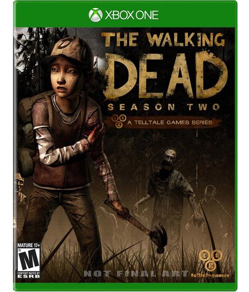 Jogo The Walking Dead Season Two - Xbox One Mídia Física
