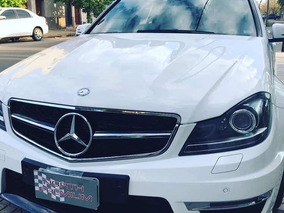 Mercedes-benz Clase C 6.3 C63 Amg Sedan 457cv 2014