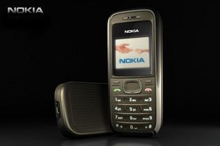 Celular Nokia 1208 Barato (classico) Apenas Claro
