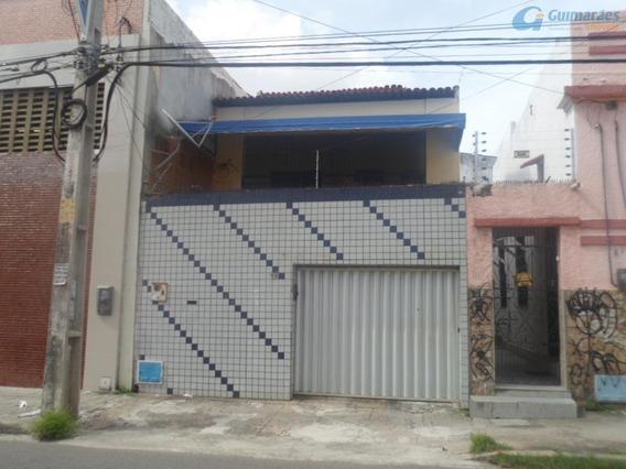 Casa Residencial À Venda, Centro, Fortaleza. - Ca1106