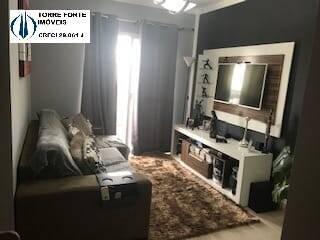 Imagem 1 de 15 de Apartamento Com 2 Dormitórios E 1 Vaga Na Vila Sta Catarina - 2658