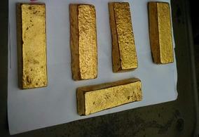 Barra De Ouro De 1 Kg, Teor 999,9 Pureza 24k Com Certificado