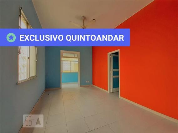 Apartamento No 1º Andar Com 2 Dormitórios - Id: 892958281 - 258281
