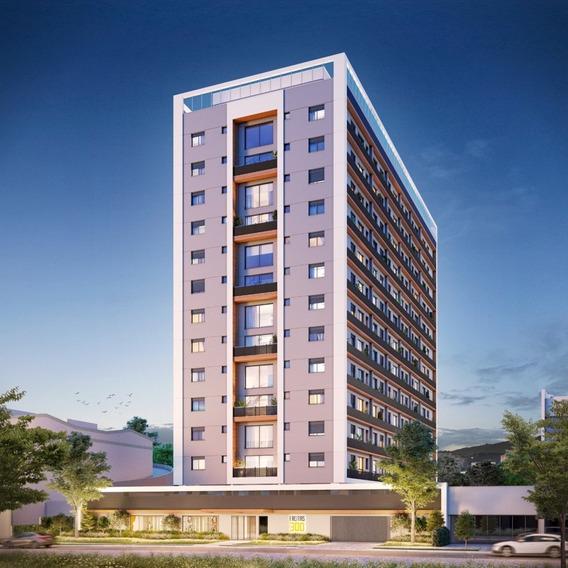 Apartamento Em Azenha Com 1 Dormitório - Rg5077