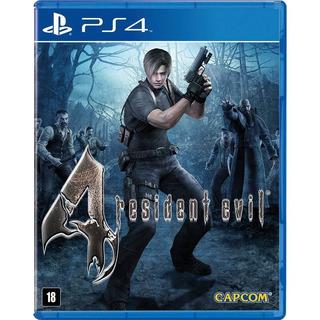 Resident Evil 4 Para Ps4 (en D3 Gamers)