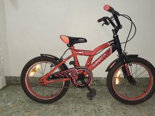 Oferta Bicicleta Aurorita Rodado16 En Muy Buenas Condiciones